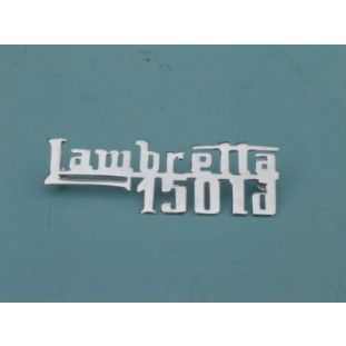 Emblema Lambretta 150 LD até 1959