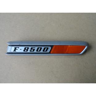 Emblema Lateral Direita Caminhão Ford F-8500 Original Usado