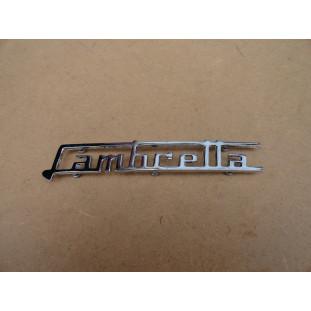 Emblema Lateral Lambretta 1960 a 1972