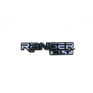 Emblema da Lateral do Paralama Ford Ranger XLT até 95 à 04 Original Usado