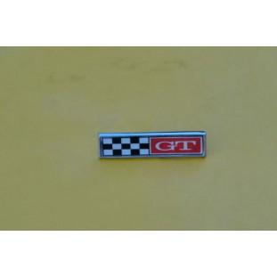 "Emblema Maverick ""GT"" Paralama e Porta Luvas"