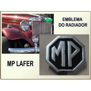 Emblema MP Radiador MP Lafer