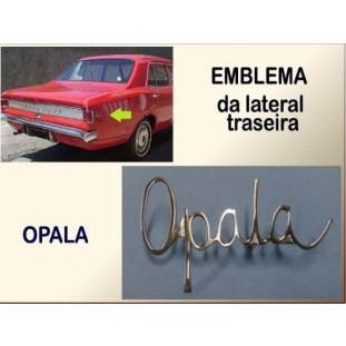 Emblema Opala 69 à 72
