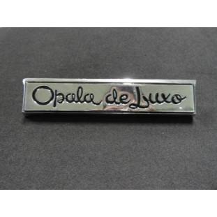 Emblema Opala de Luxo 72 à 78