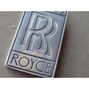 Emblema Rolls Royce