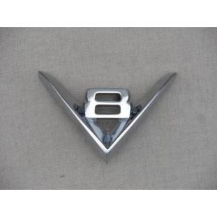 Emblema V8 F-1 1951