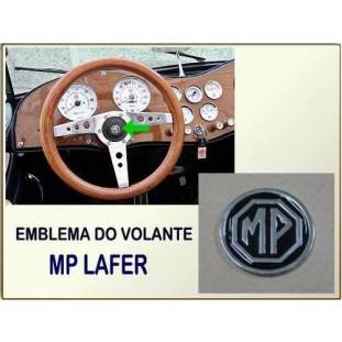 Emblema Volante MP Lafer