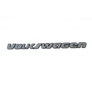 Emblema Letreiro Volkswagen Traseira 1991 em Diante Prata