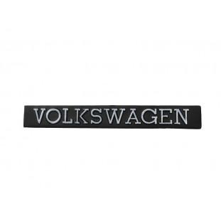 Emblema Volkswagen da Tampa Traseira Passat LS Porta Malas Colar