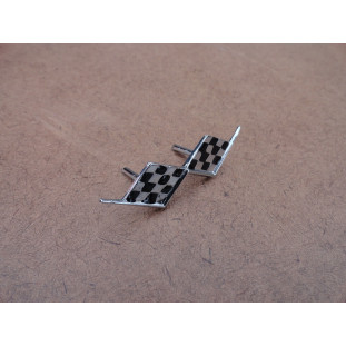 Emblema W Bandeirinha Willys Gordini