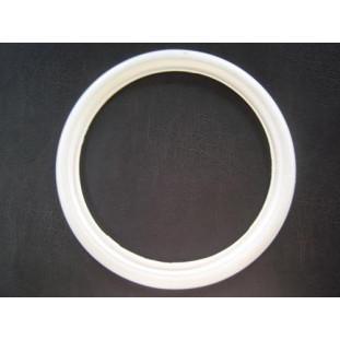 Faixa Branca Aro 14 Modelo Larga 5 Cm - Unitário