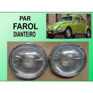 Farol Dianteiro Fusca 73 à 75 - Par