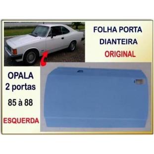 Folha Porta Dianteira Opala 2 Portas 85 à 88 Esquerda