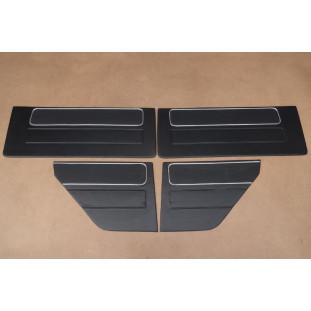 Forro de Porta do Corcel I 2 Portas 1973 à 1977 Luxo e GT Novo - Jogo
