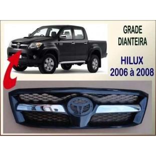 Grade Dianteira Hilux 2006 à 2008