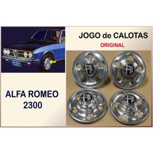Jogo de Calotas (Original)