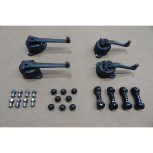 Amortecedor Dianteiro e Traseiro + Link Ford 28 à 31 Modelo Óleo - Jogo