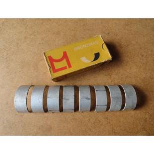 Bronzina de Biela Motor 4cc C-10 0.40 1,016mm Nova - Jogo