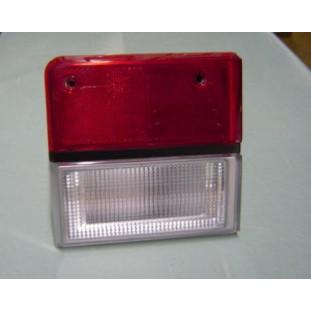 Lanterna Traseira Luz de Ré Scala 83 à 91 Esquerda