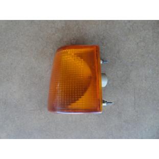 Lanterna Pisca Dianteiro Esquerda D-20 1992 em Diante Original Âmbar
