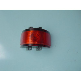 Lente Lanterna Traseira  Aero Willys 67 à 71