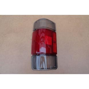 Lente Lanterna Traseira Esquerda A-20, C-20, D-20, Veraneio 85 à 96 Fumê