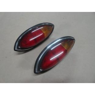 Lanterna Traseira Karmann Ghia - Par