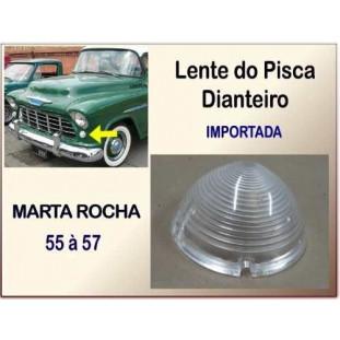Lente Pisca Dianteiro Marta Rocha 55 à 57 Importada