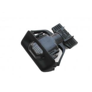 Luz Lanterna de Placa Escort até 86 Original Ford Usada