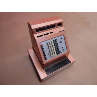 Máquina Caixa Registradora Antiga Rod-Bel Mêcanica Anos 70