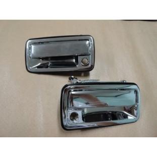 Maçanetas Externas Dianteiras Blazer e S-10 1995 à 2012 - Par