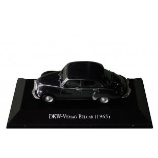Miniatura DKW Vemag Belcar 1965 Carros Inesquecíveis do Brasil Nova