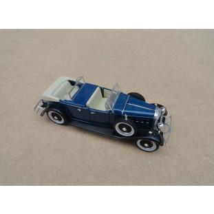 Miniatura Lincoln Phaeton 1932 Azul
