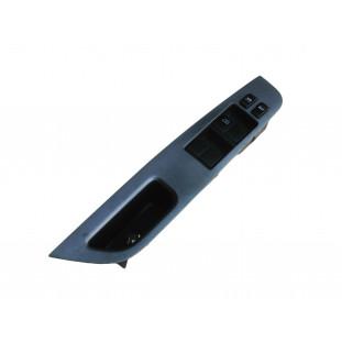 Moldura Botão Vidro Puxador Porta Dianteira Esquerda Nissan Livina Original