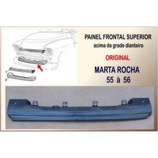 Painel Frontal Inferior Marta Rocha 55 à 56 Original