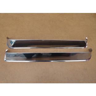 Calha de Chuva Variant TL 2 Portas Aço Inox - Par