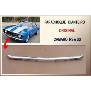 Parachoque Dianteiro Original Camaro RS SS 1969