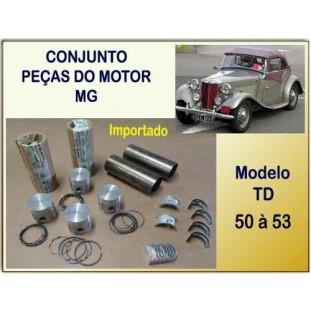 Peça Motor MG Modelo TD Importado - Jogo