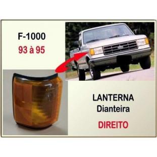 Pisca Dianteiro F-1000 93 a 95 Direito