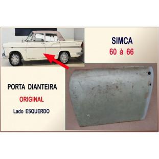 Porta Dianteira Simca 60 à 66 Esquerda Original