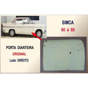 Porta Dianteira Simca 60 à 66 Direita Original