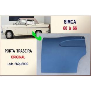 Porta Traseira Simca 60 à 66 Esquerda Original