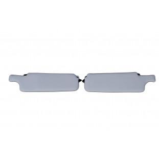 Quebra Sol Variant e TL 75 em Diante Preto e Branco C/Espelho Par