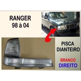 Ranger 98 à 04 - Pisca Dianteiro Branco Direito