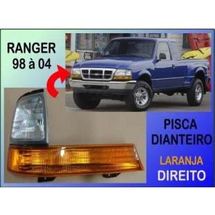 Ranger 98 à 04 - Pisca Dianteiro Laranja Direito