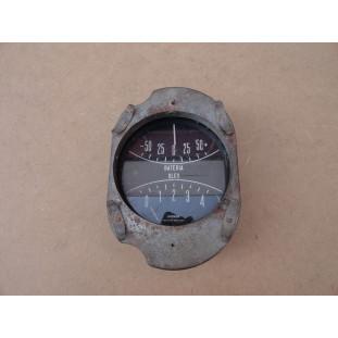 Relógio Amperímetro Bateria Pressão Óleo Aero Willys Usado