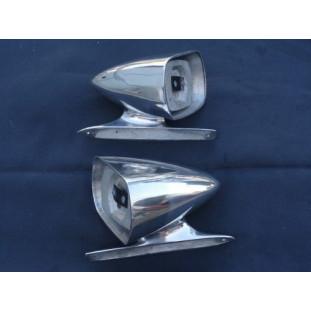 Retrovisor Alumínio Polido Maverick GT