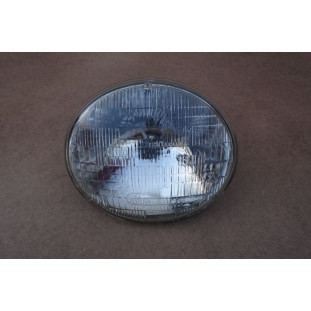 Farol Sealed Beam 180mm 7Pol. 12V 75/50W Novo