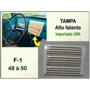 Tampa Alto Falante F-1 48 à 50 Importada
