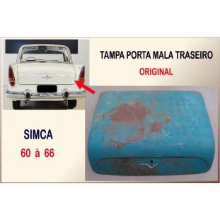 Tampa Porta Mala Simca 60 à 66 Original